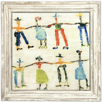 Little People Art Print-Art Print-Jack and Jill Boutique