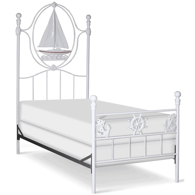 Corsican Iron Youth Beds 40694 | Standard Bed
