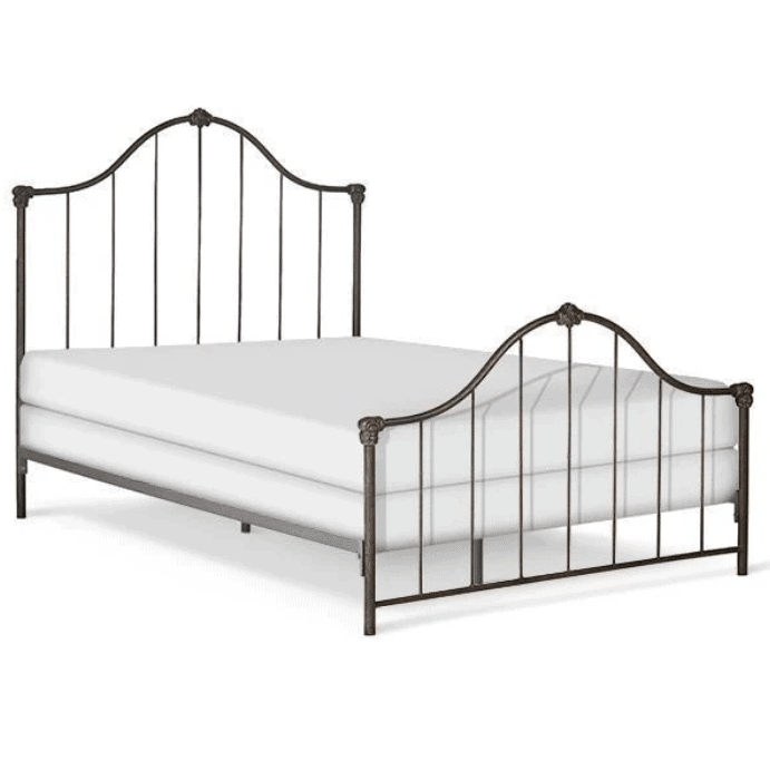 Corsican Iron Standard Bed 42684 | Standard Bed-Standard Bed-Jack and Jill Boutique