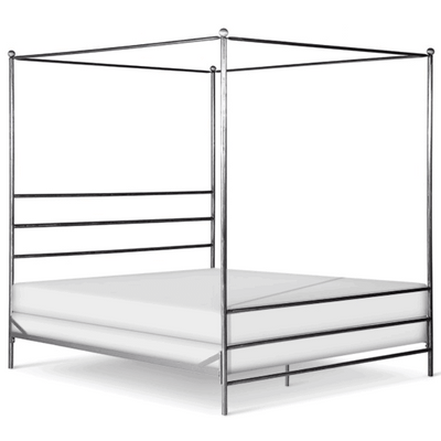 Corsican Iron Canopy Bed 42932 | Canopy Bed