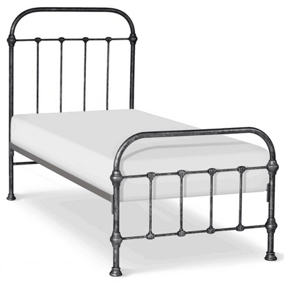 Corsican Iron Standard Bed 43102 | Standard Bed