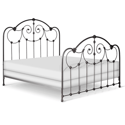 Corsican Iron Standard Bed 43356 | Standard Bed