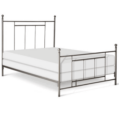 Corsican Iron Standard Bed 43500 | Standard Bed