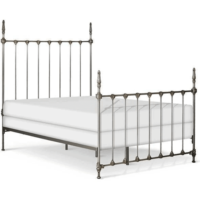 Corsican Iron Standard Bed 43732 | Standard Bed-Standard Bed-Jack and Jill Boutique