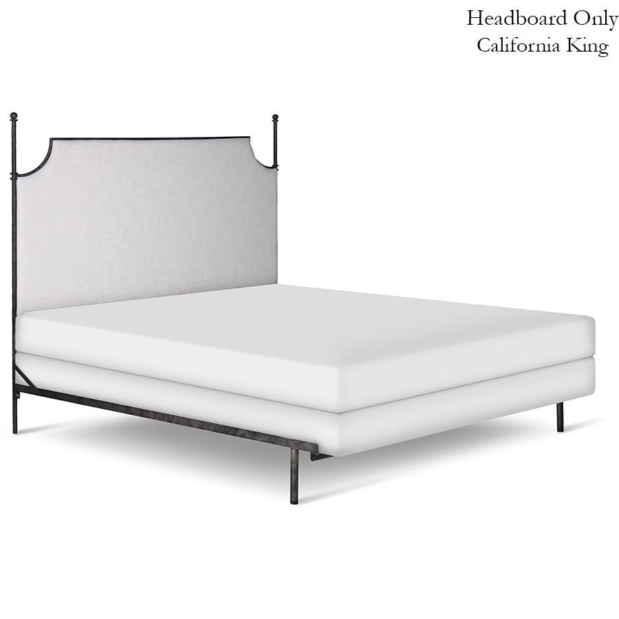 Upholstered Olivia Headboard with Frame-Headboard-Jack and Jill Boutique