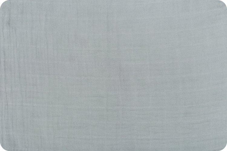 Solid Embrace® Cloud | Double Gauze Cotton-Fabric-Jack and Jill Boutique