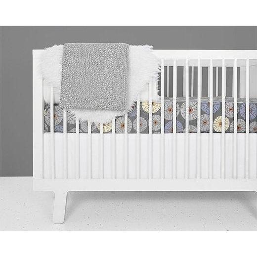 Touch Rugby Paisley: Designer Crib Bedding Collections Page