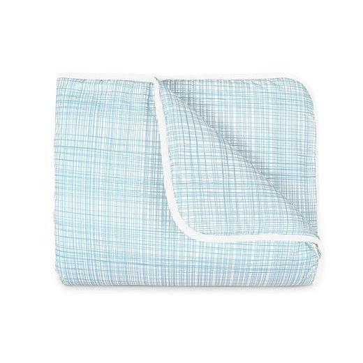 Hatch Crib Quilt - Olli Lime-Quilt-Default-Jack and Jill Boutique