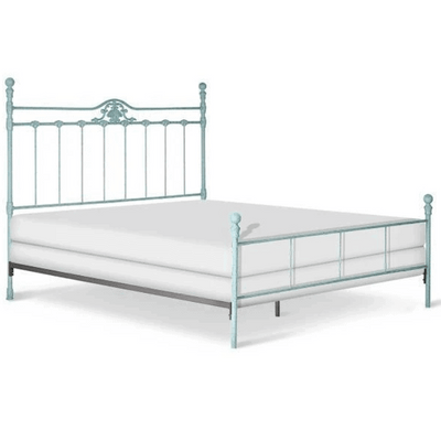 Corsican Iron Standard Bed 6318 | Standard Bed with Shell