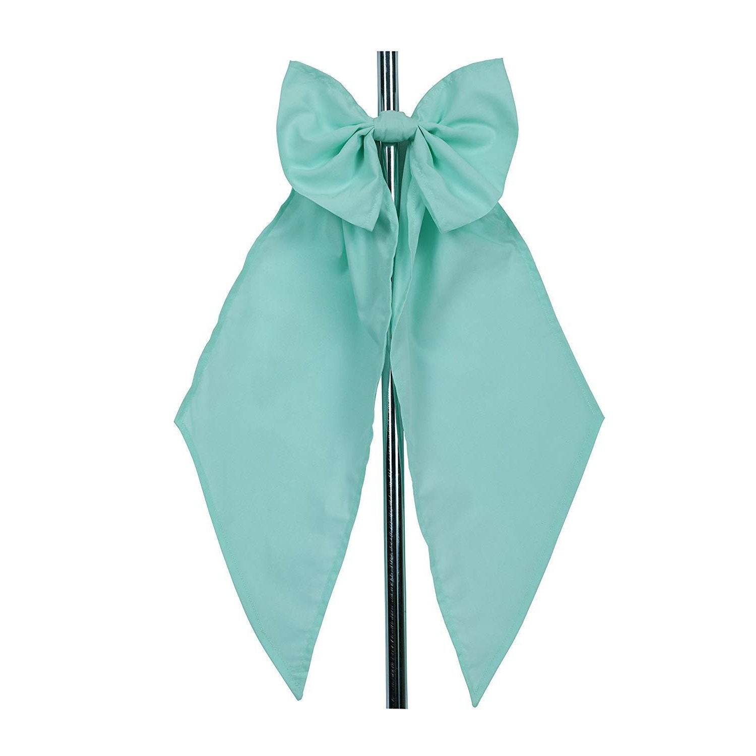 Decorative Large Bows | Curtain Tie Backs-Bows-Peach-Jack and Jill Boutique