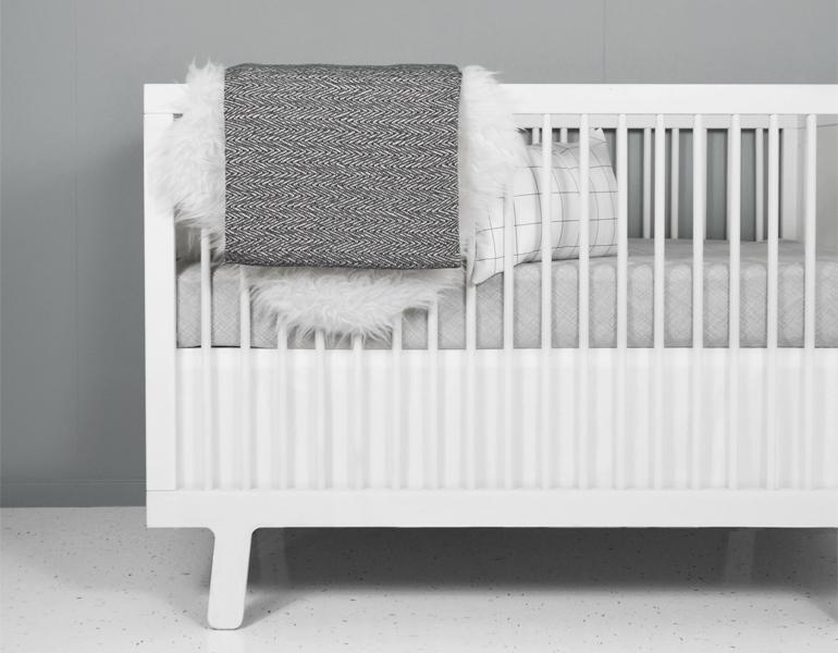 Nest Crib Bedding Set-Crib Bedding Set-Jack and Jill Boutique