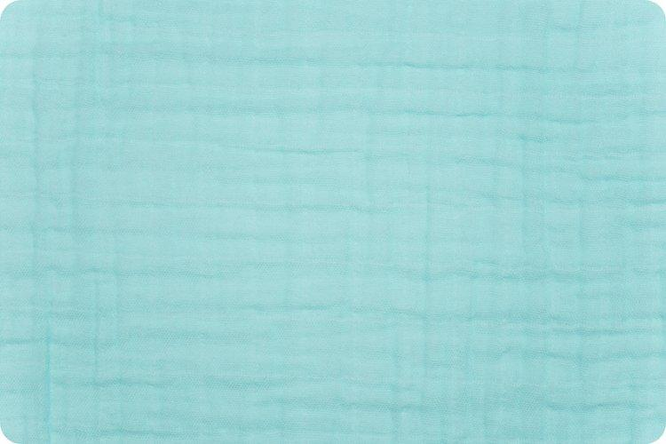 Solid Embrace® Saltwater | Double Gauze Cotton-Fabric-Jack and Jill Boutique