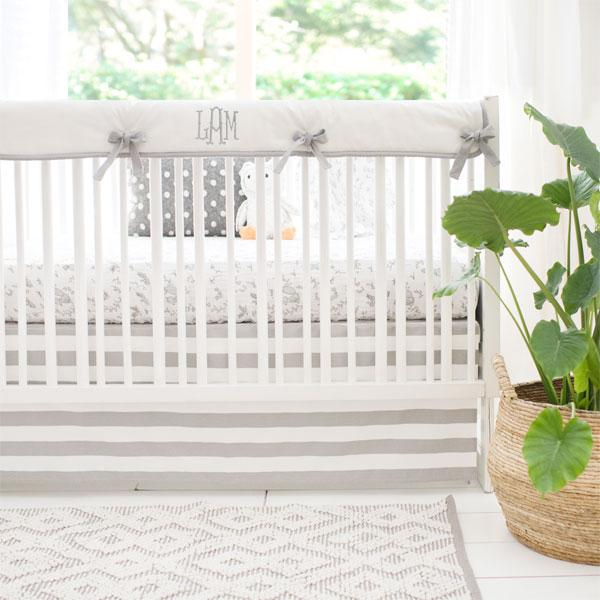 Woodland Crib Bedding Set-Crib Bedding Set-Jack and Jill Boutique