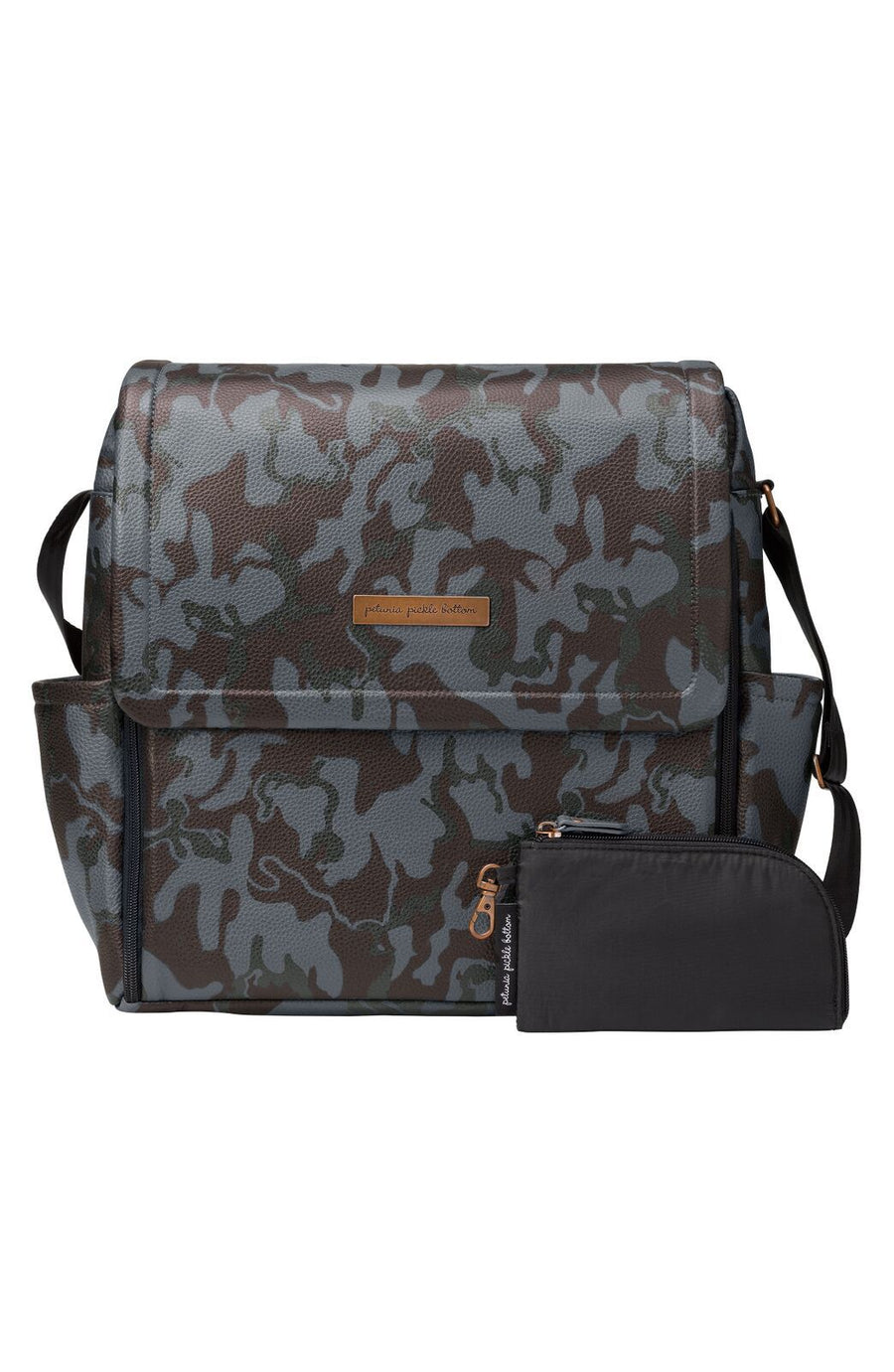 THE BOXY BACKPACK IN CAMO | Petunia Pickle Bottom