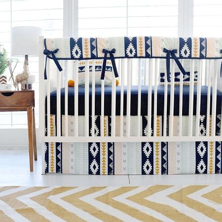 Aztec Arid Horizon II Baby Bedding Set