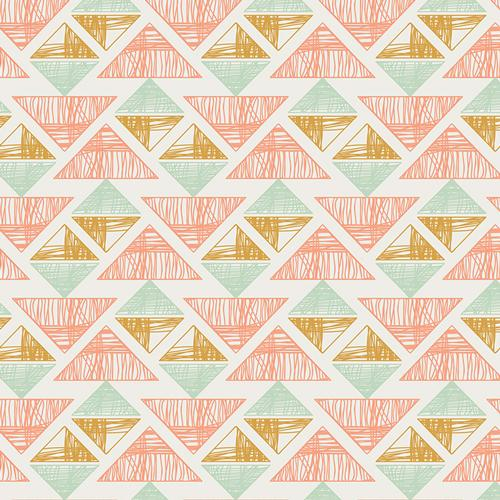 Arizona Crystal Arrowheads Fabric by the Yard | 100% Cotton-Fabric-Default-Jack and Jill Boutique