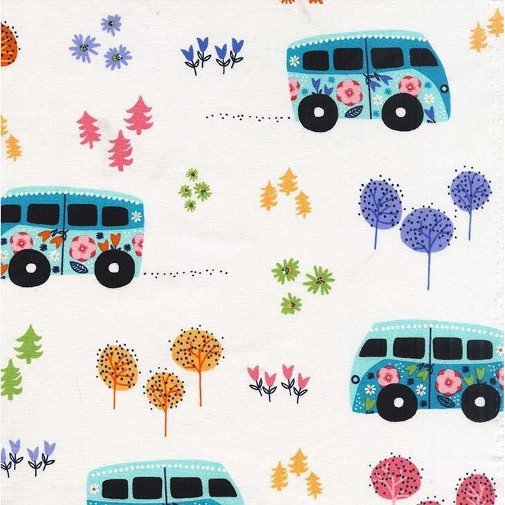 Hit the Road Fabric by the Yard | 100% Cotton-Fabric-Default-Jack and Jill Boutique