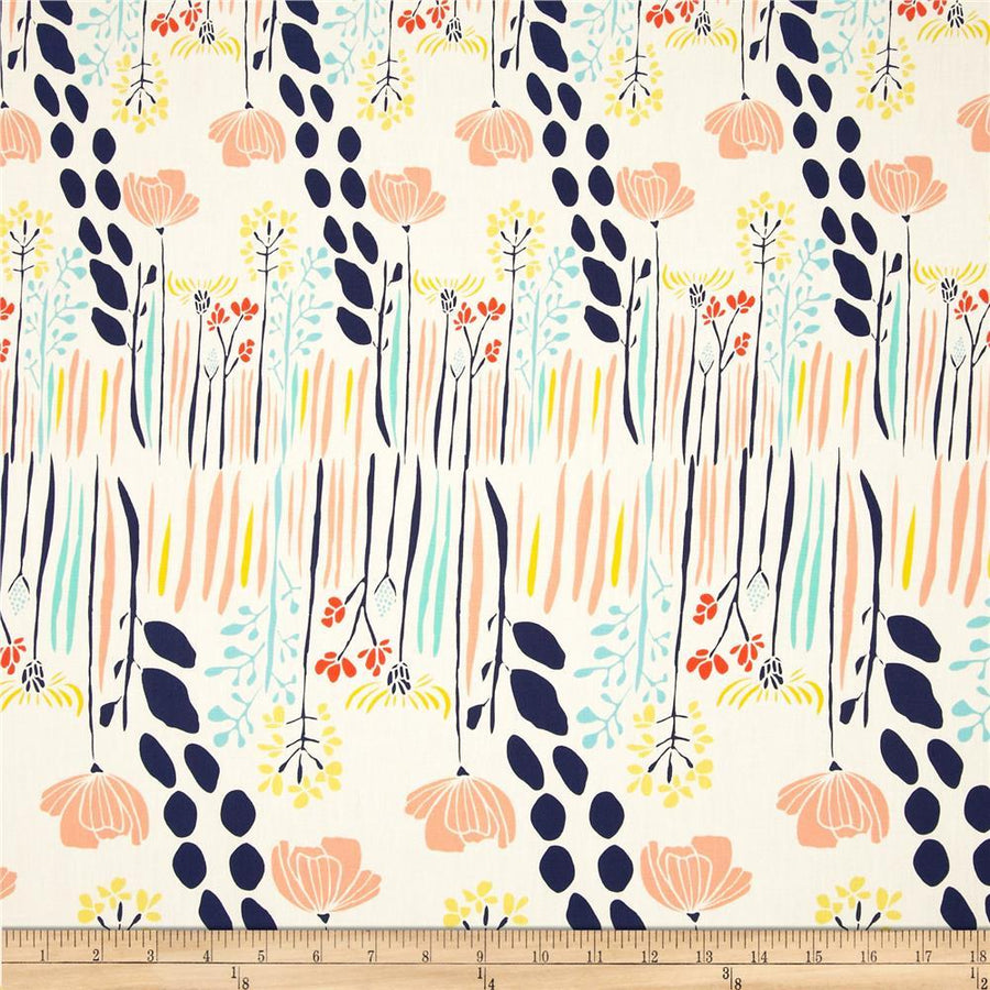 Summer Grove Meadow Fabric by the Yard | 100% Cotton-Fabric-Default-Jack and Jill Boutique