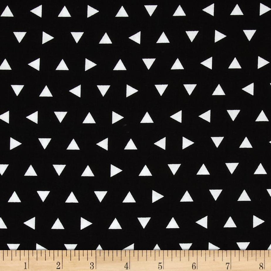 Remix Scatter Triangles Fabric by the Yard | 100% Cotton-Fabric-Default-Jack and Jill Boutique