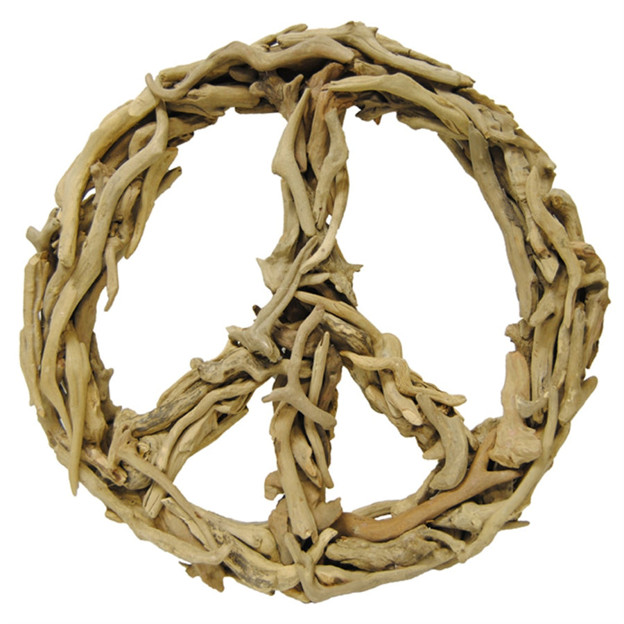 Driftwood - Large Peace Sign-Driftwood-Jack and Jill Boutique