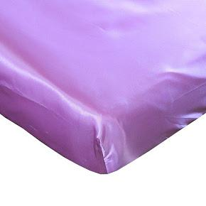 Satin Crib Sheet-Crib Sheets-Jack and Jill Boutique