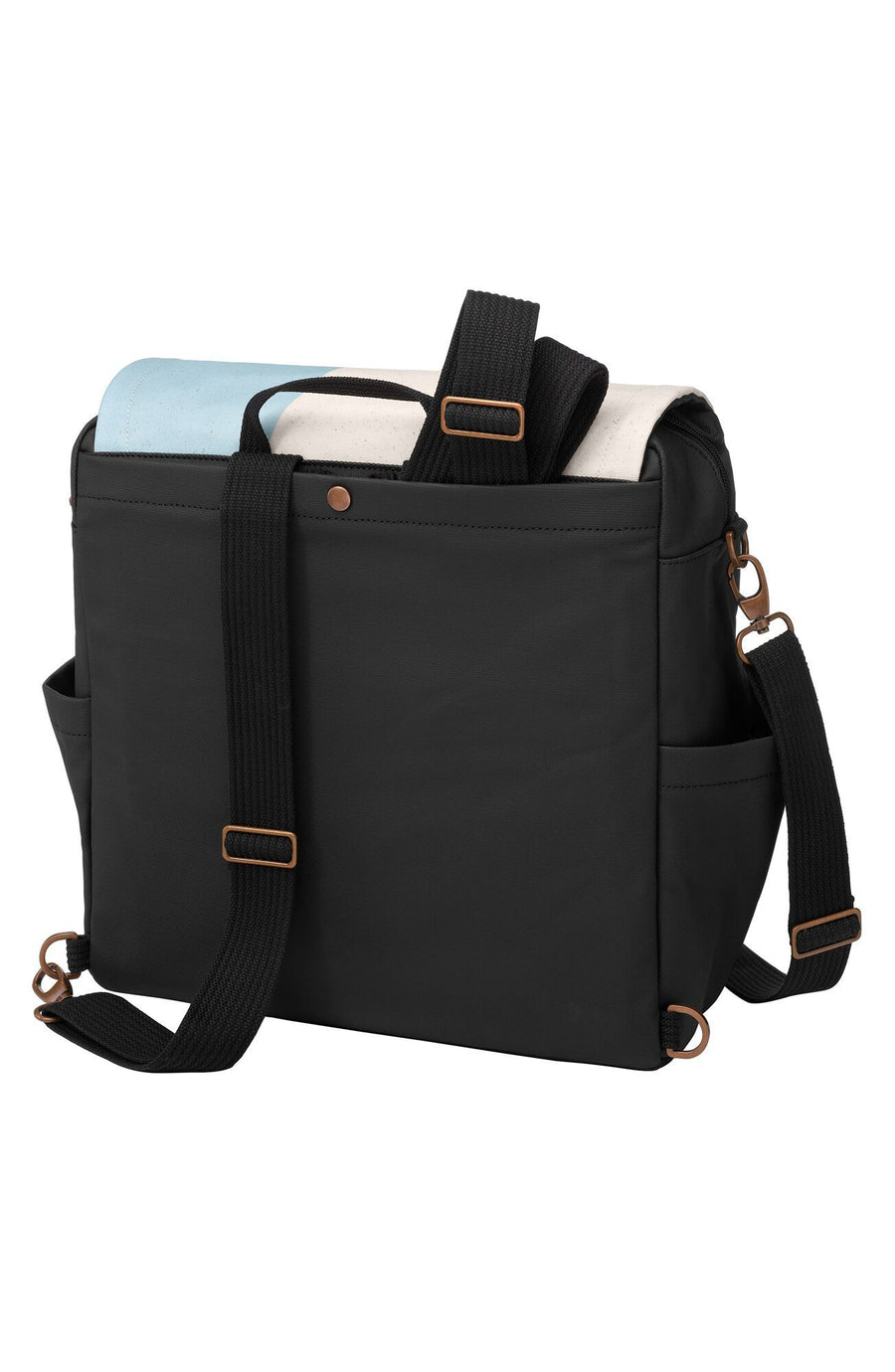 BOXY BACKPACK IN MICKEY COLOR BLOCK  | Petunia Pickle Bottom