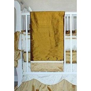 Blanket | Ella Silk Crib Baby Bedding Set-Baby Blanket-Jack and Jill Boutique