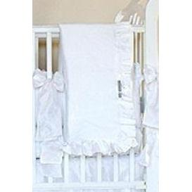 Blanket | Snowflake Baby Bedding-Baby Blanket-Jack and Jill Boutique