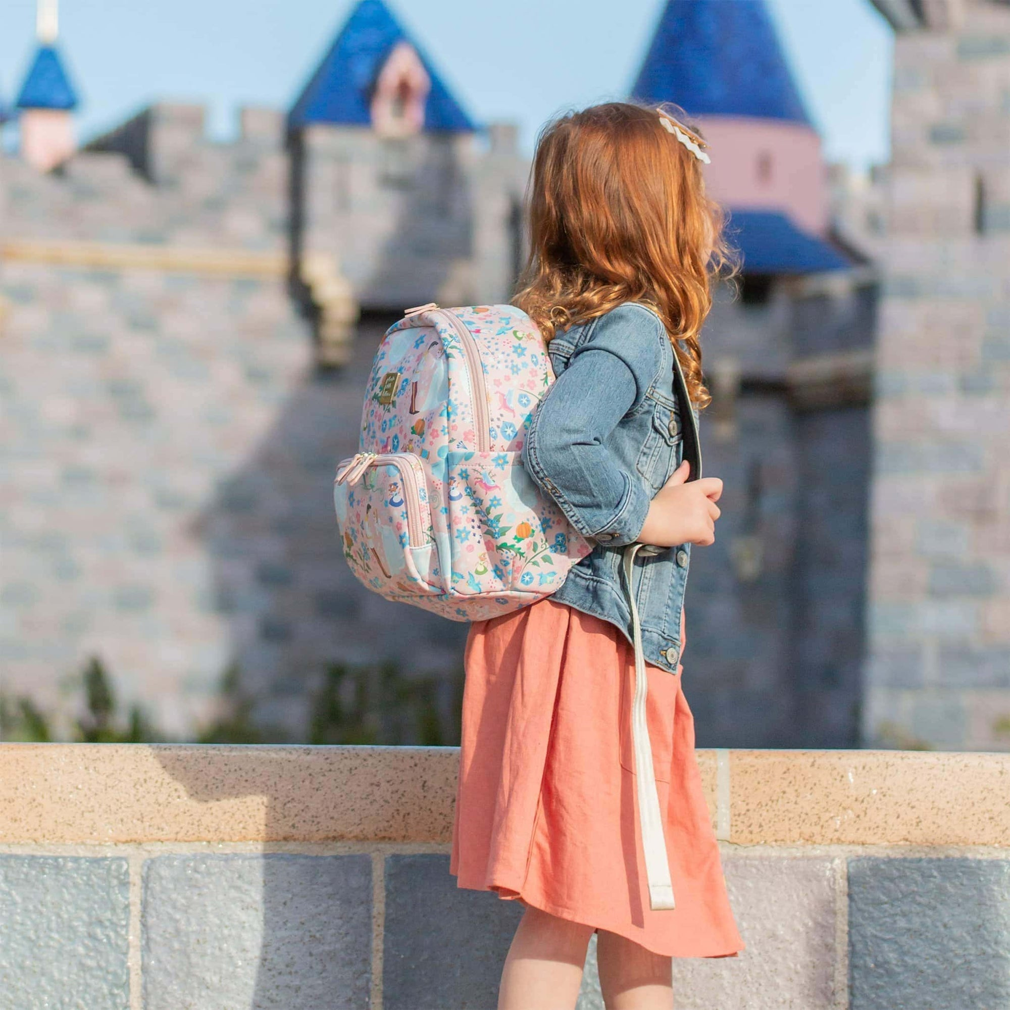 Mini Backpack in Disney's Cinderella-Disney Magic-Jack and Jill Boutique