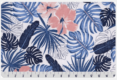 Palm Beach Embrace® Print Cobalt