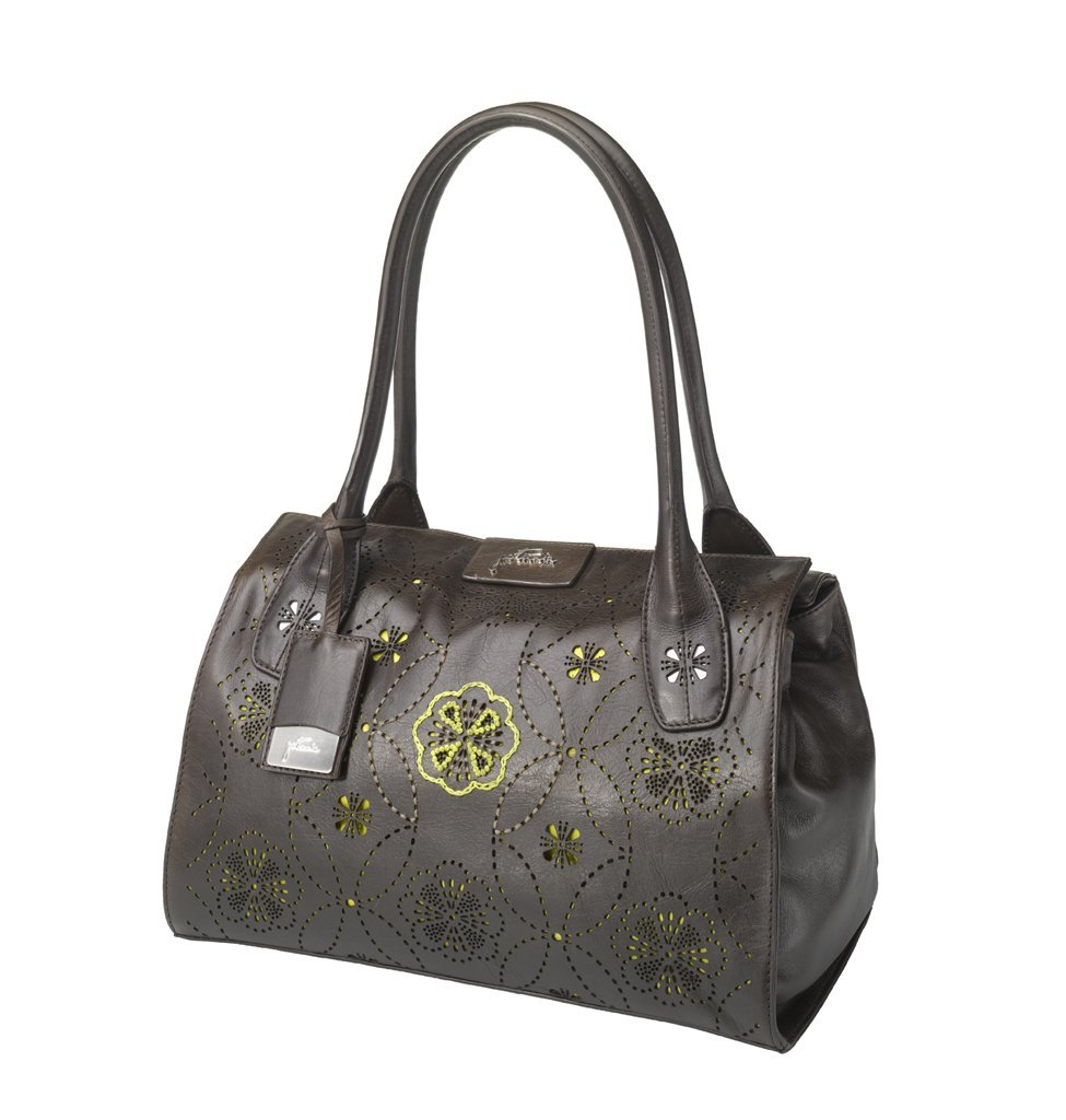 Heathrow Holdall in Sepia-Diaper Bags-Jack and Jill Boutique