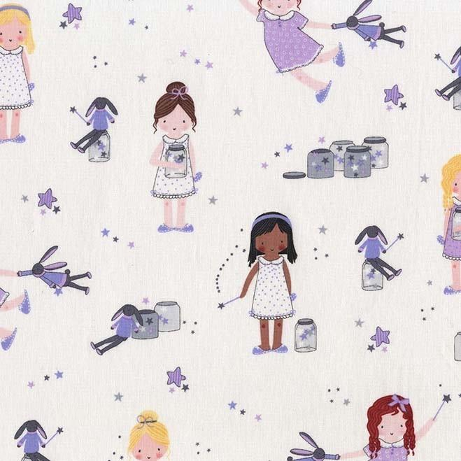 Sprinkle Sprinke Little Fabric by the Yard | 100% Cotton-Fabric-Default-Jack and Jill Boutique