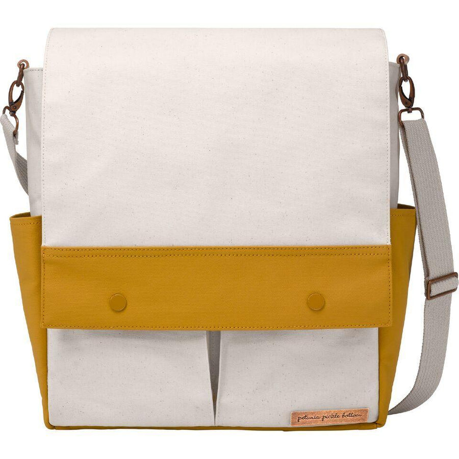 Pathway Pack Diaper Bag in Birch/Caramel
