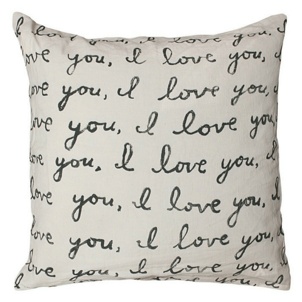 Letter For You Pillow-Pillow-Jack and Jill Boutique