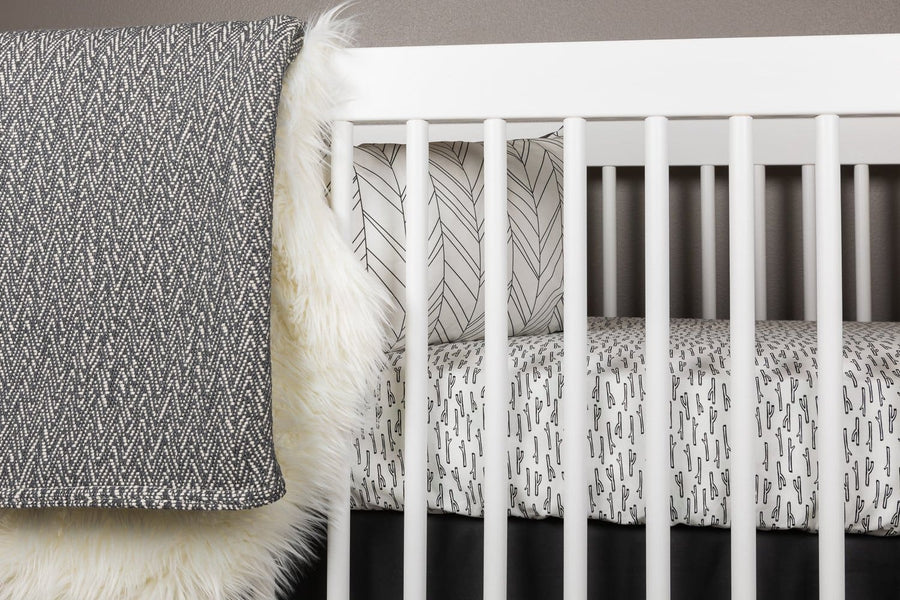 Tiny Twig Crib Bedding Set
