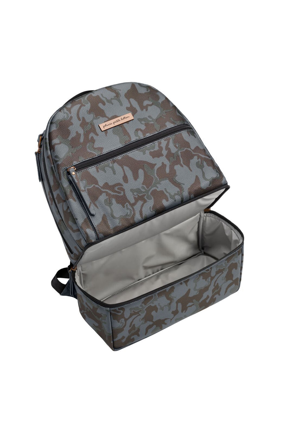 THE AXIS BACKPACK IN CAMO| Petunia Pickle Bottom