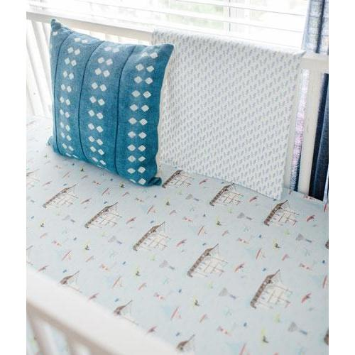 Ahoy Matey Crib Baby Bedding Set-Crib Bedding Set-Jack and Jill Boutique