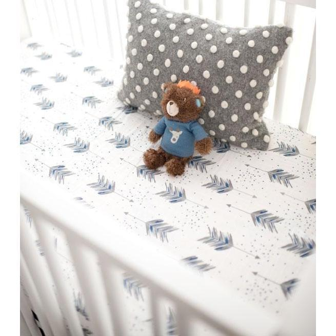 Aim High Crib Baby Bedding Set-Crib Bedding Set-Default-Jack and Jill Boutique
