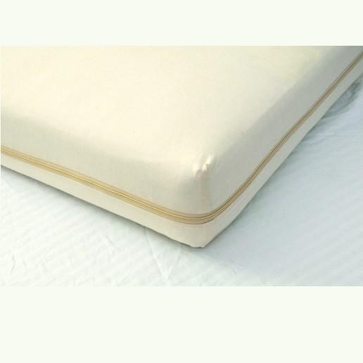 All In One Organic Cotton Crib Mattress Coverlet Jack