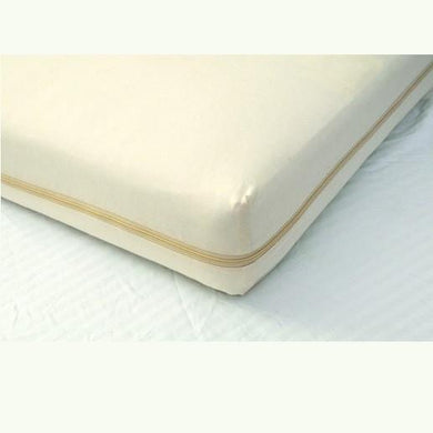 All in One Organic Cotton Crib Mattress Coverlet