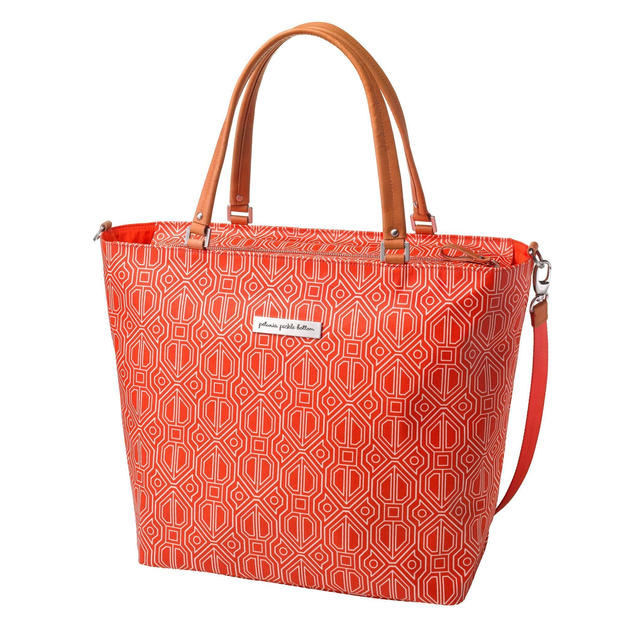 Altogether Tote Diaper Bags | Petunia Pickle Bottom-Diaper Bags-Paprika-Jack and Jill Boutique