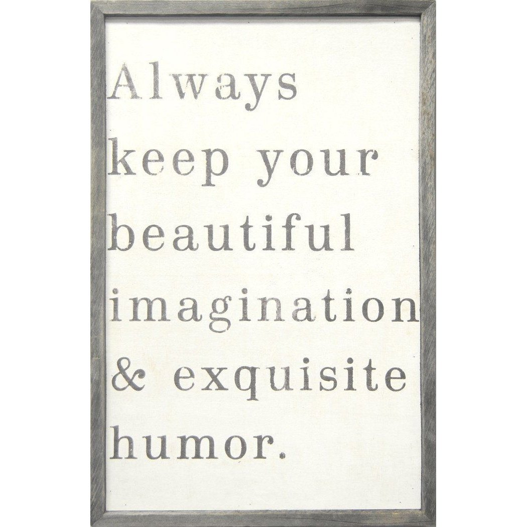 ART PRINT - Always Keep Your Beautiful-Art Print-Default-Jack and Jill Boutique