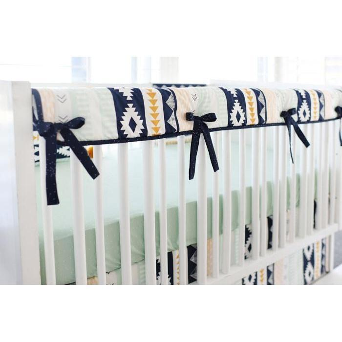 Aztec Arid Horizon II Baby Bedding Set-Crib Bedding Set-Default-Jack and Jill Boutique