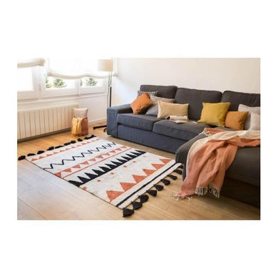 Azteca Natural Washable Rugs