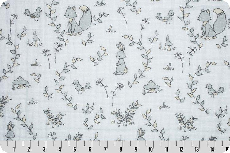 SMD Small Wonders Embrace® Cloud | Double Gauze Cotton-Fabric-Fabric By Yard-Jack and Jill Boutique