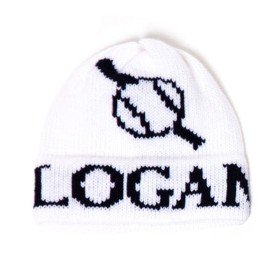 Baseball Personalized Knit Hat-Hats-Jack and Jill Boutique