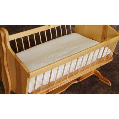 Bassinet Organic Fitted Sheet | Holy Lamb Organics