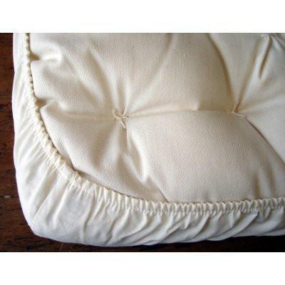 Bassinet Organic Fitted Sheet | Holy Lamb Organics-Crib Sheets-Default-Jack and Jill Boutique
