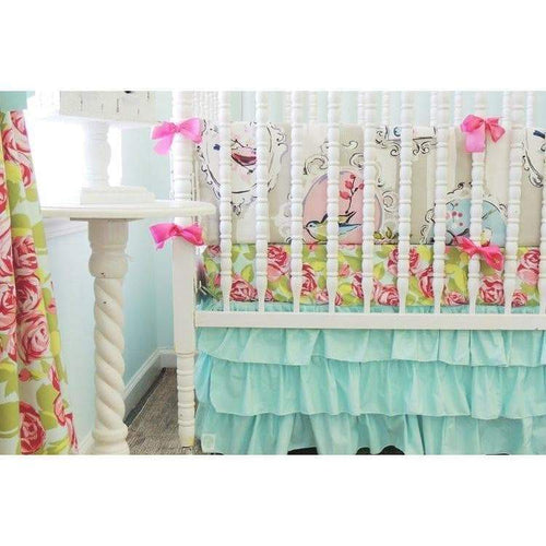 Baby Girl Crib Bedding Jack And Jill Boutique Page 2