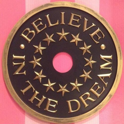 Believe In the Dream-Medallions-Jack and Jill Boutique
